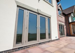 Residence Collection oak effect french door